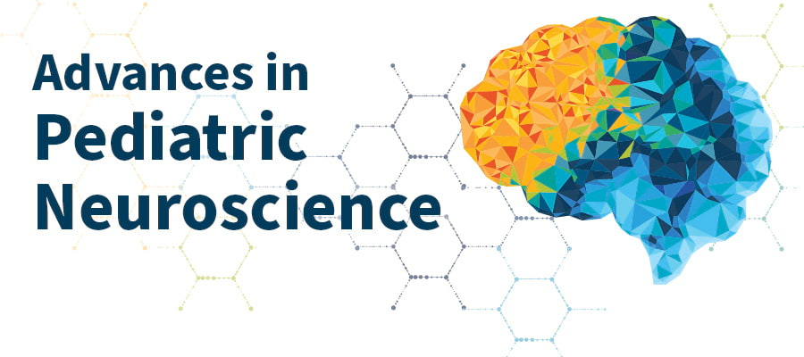 Brookhouser Lecture Header with colorful brain graphic