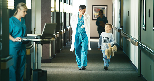 Boys Town National Research Hospital is accredited by The Joint Commission and licensed as an acute care hospital.