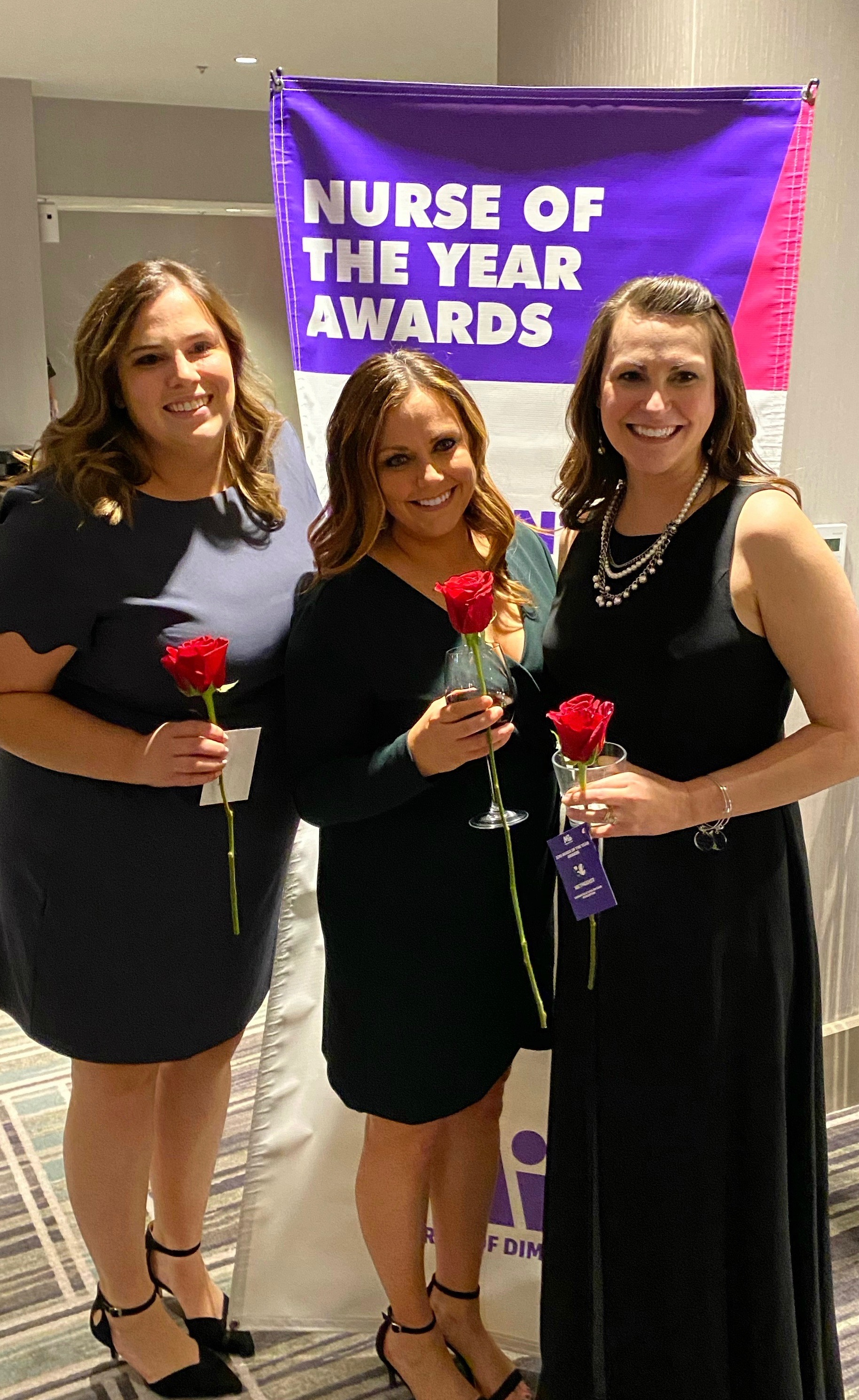 Boys Town Nurses awarded for Nurse of the Year